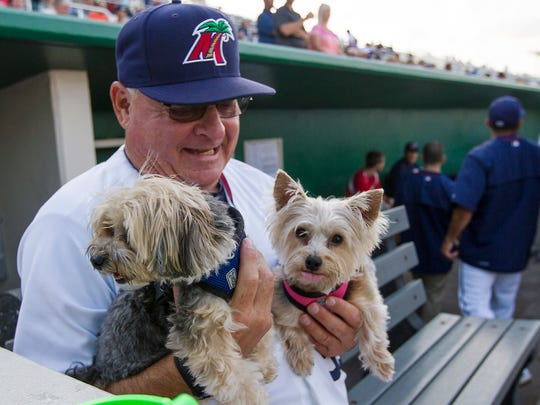 The Fort Myers Miracle hosts the Dog Daze of Summer on Thursday.