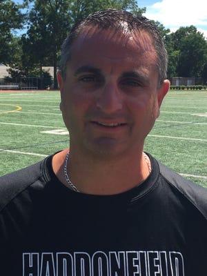 Frank DeLano, Haddonfield coach