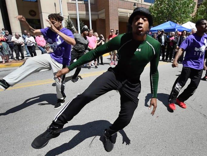 Illstyle & Peace Productions, of Philadelphia, on Dance