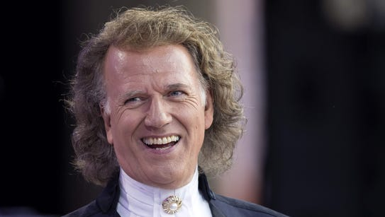 10/19: Andre Rieu | As a young boy in the Netherlands,