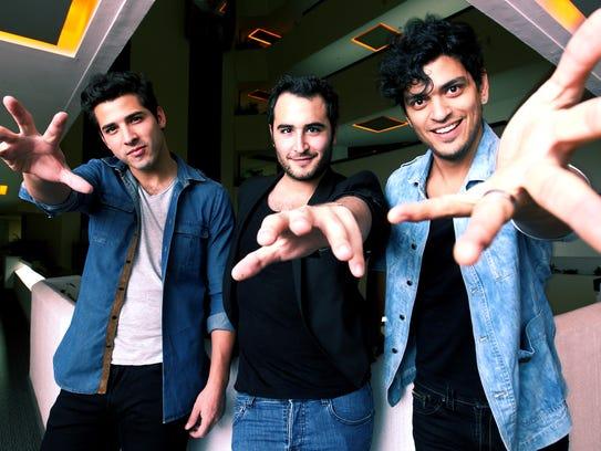 Reikes una banda depop/latino, nacida enMexicali,Baja
