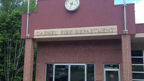 The Carmel Fire Department.