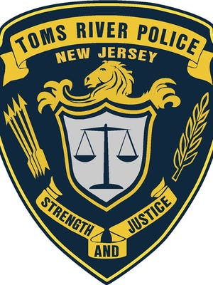 Toms River Police Department Shield.