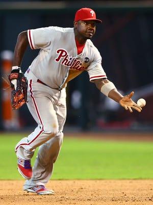 "Philadelphia Phillies first baseman Ryan Howard was accused by ""The Dark Side"" documentary of taking performance-enhancing drugs."