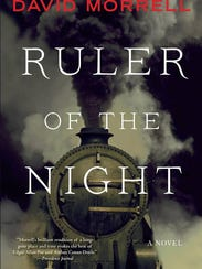 """Ruler of the Night"" book jacket"