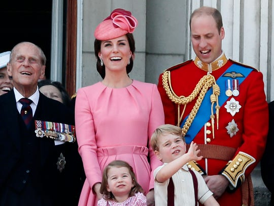 Kate, The Duchess of Cambridge, Prince William, and