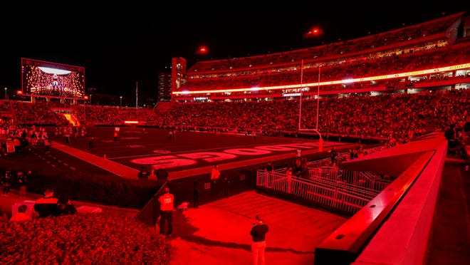 Nov 21, 2020; Athens, Georgia, USA; A general view of the stadium during the game between the Mississippi State Bulldogs and  the Georgia Bulldogs during the second half at Sanford Stadium. Mandatory Credit: Dale Zanine-USA TODAY Sports