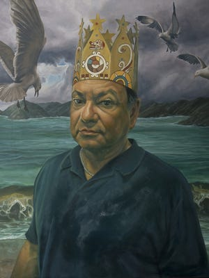 Pieces from Cheech Marin's Hispanic-art collection will be on display at Mesa Contemporary Arts beginning in September.