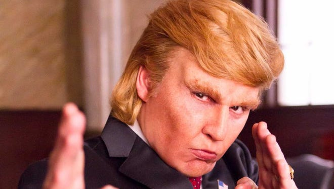 """Johnny Depp stars as Donald Trump in """"Funny Or Die Presents Donald Trump's The Art Of The Deal: The Movie."""""""
