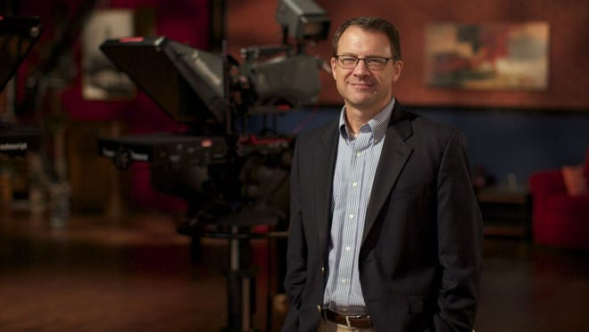 Greg Caitlin succeeds Brian Sickora (pictured), as the president and chief executive of WSKG Public Media. Sikora left the public broadcaster in late June to assume a similar role with the public television network licensed to the University of North Carolina.