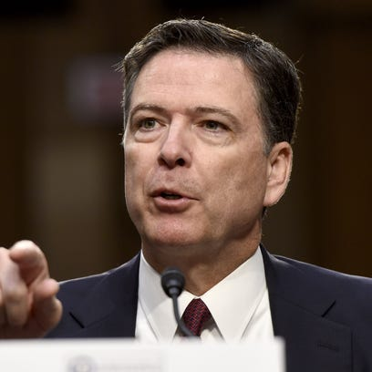 Fired FBI director Comey: 'Mr. President, the American people will hear my story very soon'