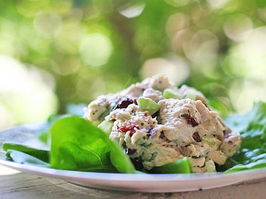 Applesauce was in one of seessels chicken salads recipe finder chicken salad with a twist forumfinder