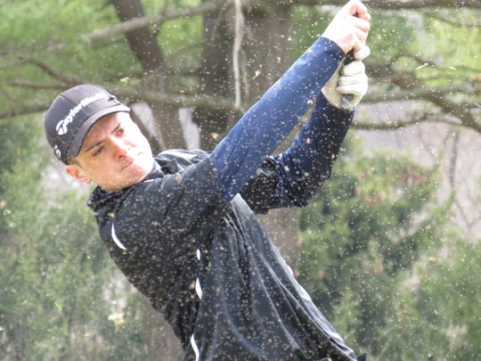 Wayne Hills senior Robert McHugh was runner-up at the FDU Invitational at River Vale Country Club on Wednesday, April 11.