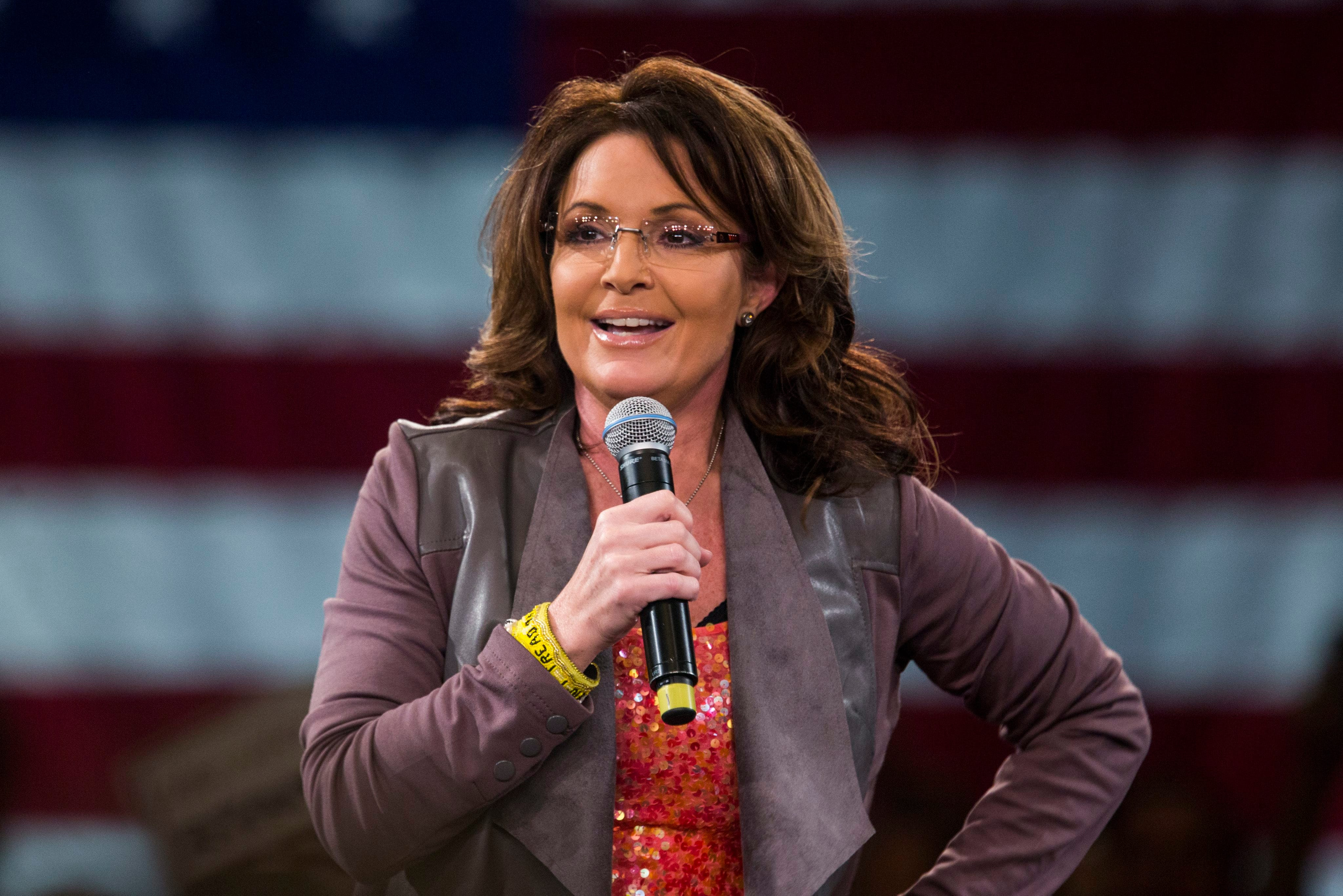 Sarah Palin Just Made A MASSIVE Announcement About 2016!