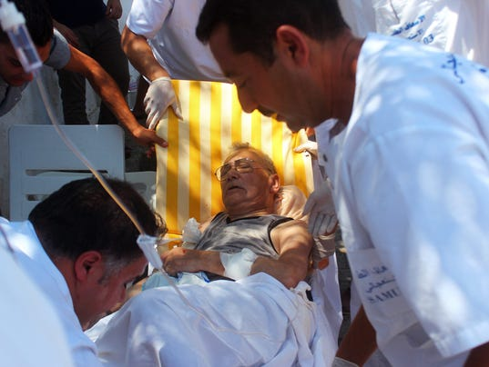 EPA TUNISIA ATTACK WAR ACTS OF TERROR TUN