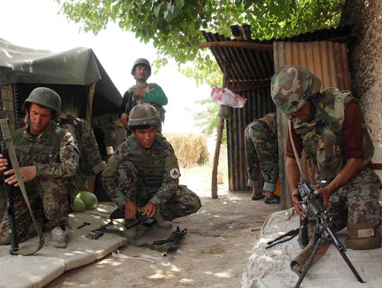 EPA AFGHANISTAN CONFLICT IS OPERATION WAR CONFLICTS (GENERAL) AFG