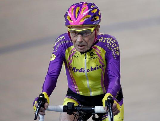 EPA FRANCE CYCLING RECORD SPO CYCLING FRA