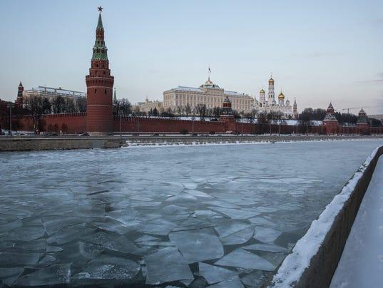 EPA RUSSIA MOSCOW KREMLIN POL ESPIONAGE & INTELLIGENCE RUS
