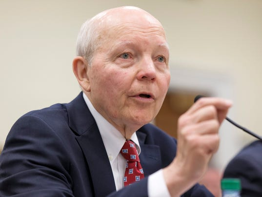 JOHN KOSKINEN WARNING TO CONGRESS