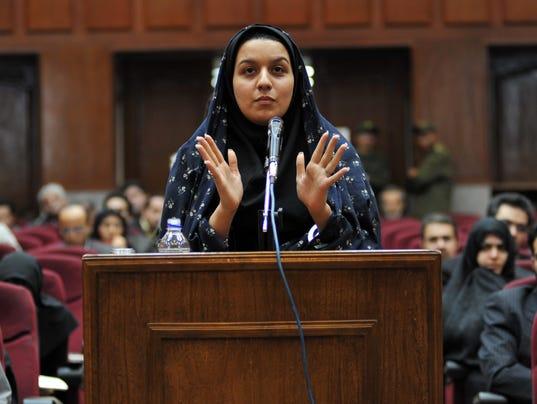 Iran richtet 26jährige Reyhaneh Jabbari hin  SPIEGEL ONLINE