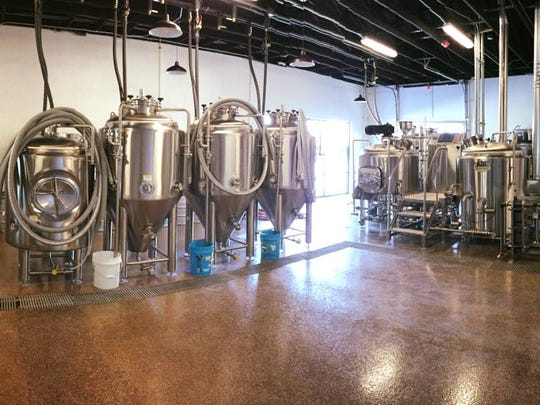 Big Blue Brewing will open in October and is the December stop on the Fall Tasting Tour.