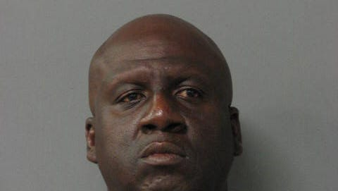 Frederick Mitchell Jr. allegedly pulled an ax on another man and cut him in the head with a knife during an argument Monday.