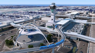 LAX people-mover project moves forward