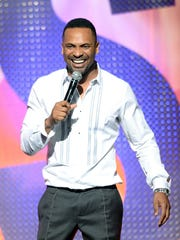 Comedian Mike Epps headlines the Festival of Laughs Saturday at the Mississippi Coliseum.