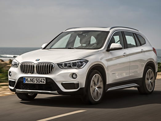 bmw 39 s new x1 first to be based on mini. Black Bedroom Furniture Sets. Home Design Ideas