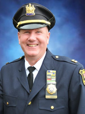 Capt. David Hart has been named Linden's new police chief following the retirement of Chief Jonathan Parham.