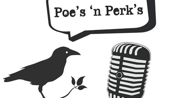 Poe's 'n Perk's is the name of an open mic night for poets at Central Perk in downtown St. Cloud.