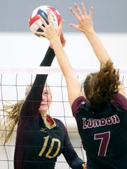 Tuloso-Midway's Kelsi Luckenbach