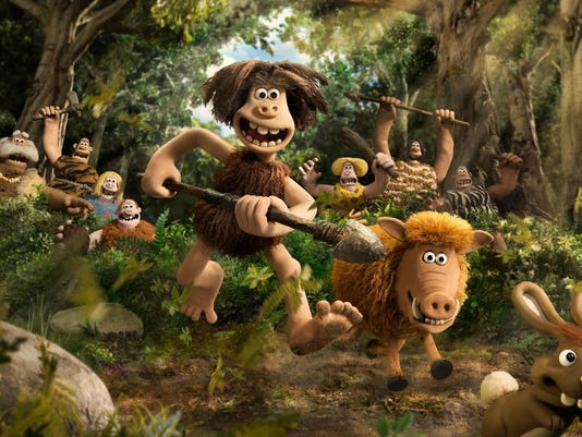 Early Man Studiocanal art