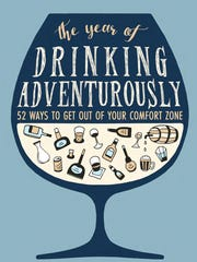 'The Year of Drinking Adventurously'
