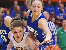 South Dakota high school basketball media poll for Dec. 4