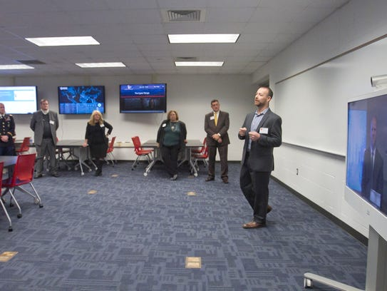 Technology Management Image: Pinckney Schools First In Nation To Offer Cyber Security