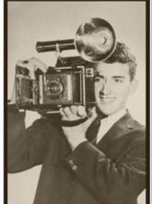 Bill Schintz in this undated photograph.