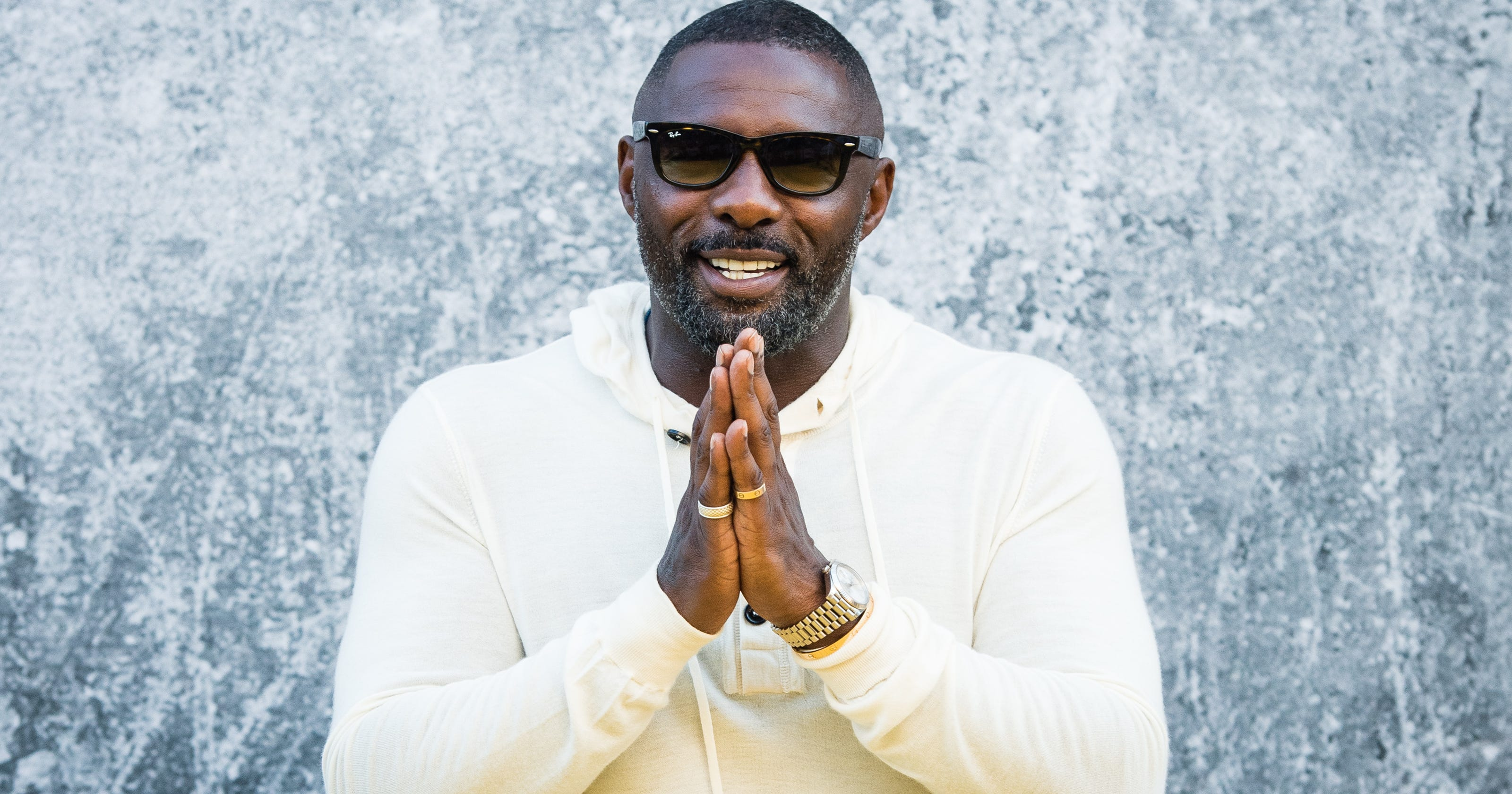 Idris Elba named People's 'Sexiest Man Alive' for 2018