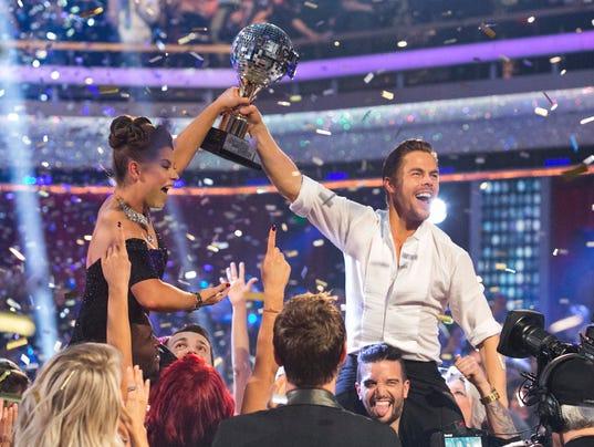 Dancing with the Stars Bindi Irwin Derek Hough