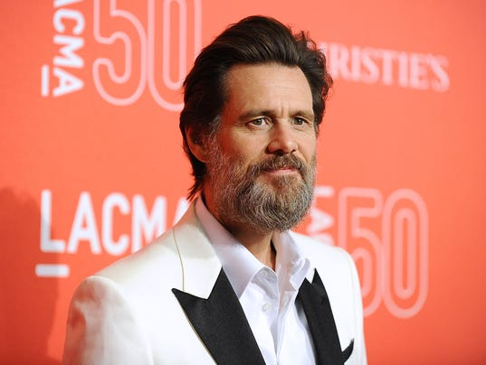 Jim carrey is dating 9