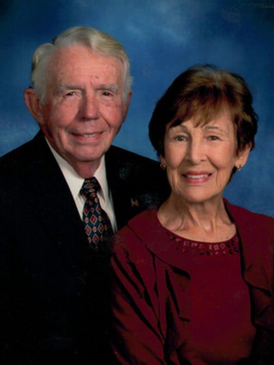 Anniversaries: Iris Scott & Tom Scott