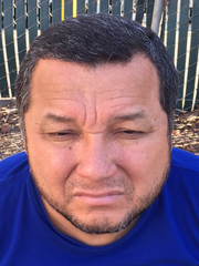 Luis Chavez, 61, was arrested Friday during a drug