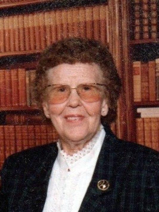 Mary Ann Westover