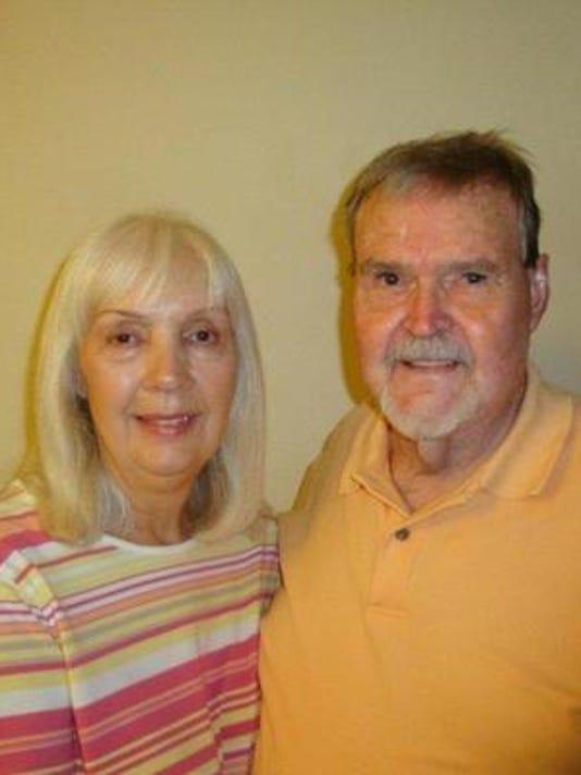 Anniversaries: Brenda Maness & J.R. Maness