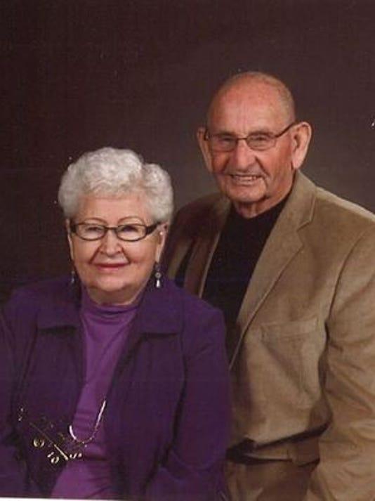 Anniversaries: John Wirt & Ethel Wirt