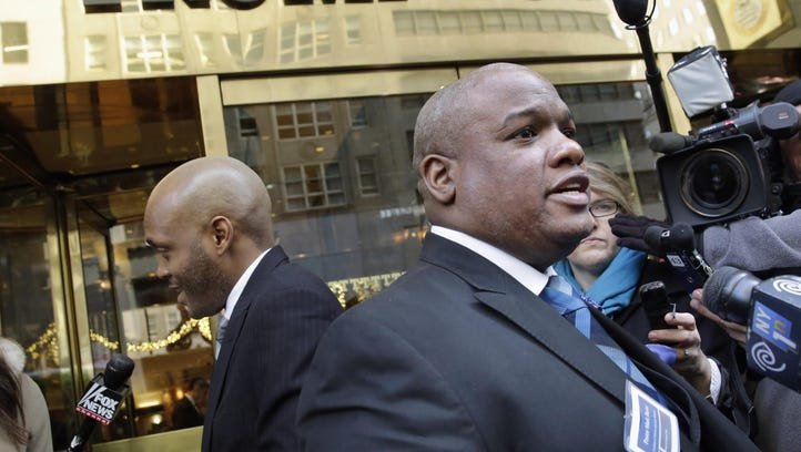 Pastor Mark Burns from South Carolina remained skeptical,