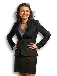 Elena C. Norman, a partner at Young Conaway Stargatt