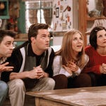 """Friends"" premiered on Sept. 22, 1994."