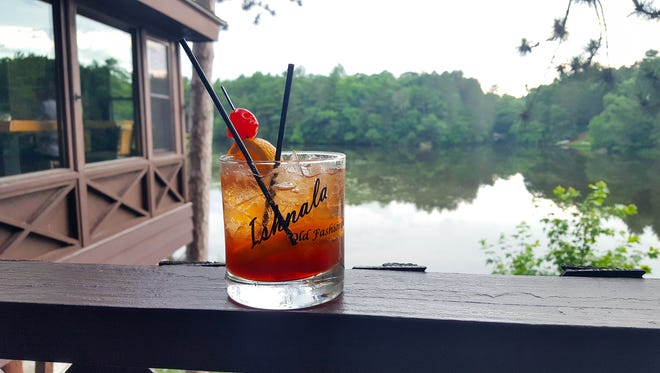 It doesn't get much more Wisconsin than sipping an Old Fashioned on the deck of Ishnala Supper Club overlooking Mirror Lake.