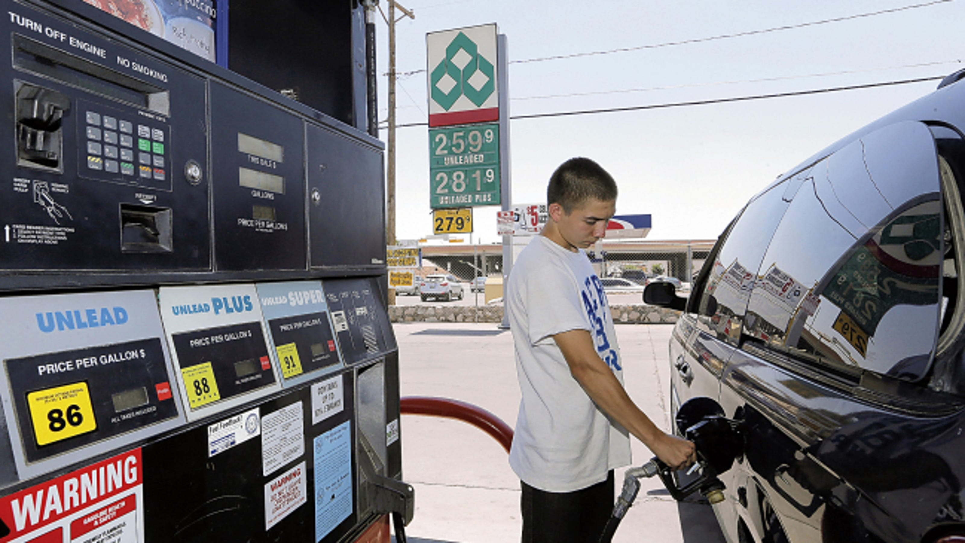 Analyst El Paso Gas Prices To Drop To 2 By Christmas